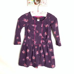 Tea Collection Purple Dress